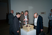 Mark Rothko private view. Tate Modern. 24 September 2008 *** Local Caption *** -DO NOT ARCHIVE-© Copyright Photograph by Dafydd Jones. 248 Clapham Rd. London SW9 0PZ. Tel 0207 820 0771. www.dafjones.com.