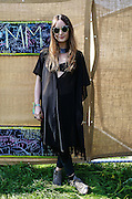 Street Fashion from Glastonbury Festival in Somerset  on Wednesday, 26 June 2013