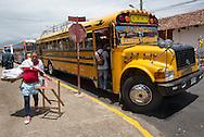 public transport in nicaragua