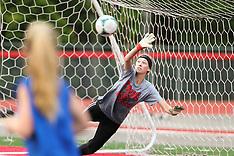07/31/18 BHS Girls Soccer Practice