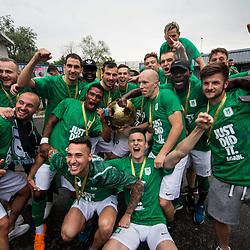 20180527: SLO, Football - Prva Liga Telekom Slovenije 2017/2018, NK Domzale vs NK Olimpija Ljubljana