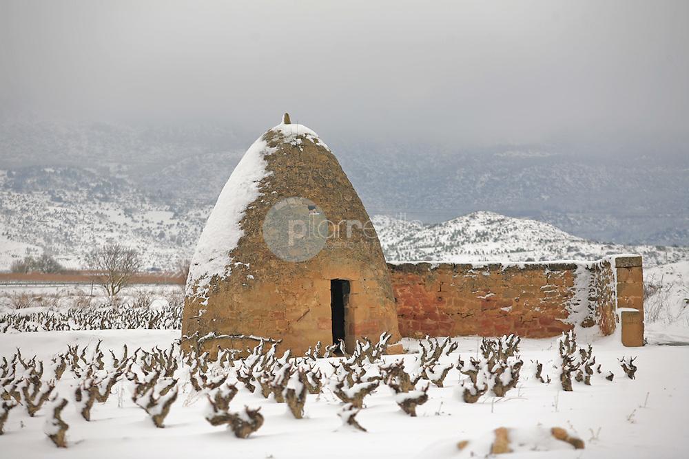 Guardaviñas. La Rioja ©Daniel Acevedo / PILAR REVILLA