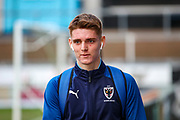 AFC Wimbledon midfielder Jack Rudoni (12) arrives at the Memorial Stadium ahead of the EFL Sky Bet League 1 match between Bristol Rovers and AFC Wimbledon at the Memorial Stadium, Bristol, England on 26 December 2019.