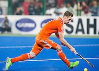 RAIPUR (India) . Mirco Pruijser (Ned) Final Hockey World League (final round  men) . NETHERLANDS-INDIA for bronze  . © Koen Suyk/WSP