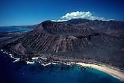 Koko Crater, Oahu, Hawaii<br />