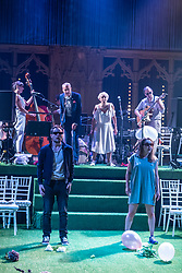 David Greig and Gordon McIntyre's exquisite miniature Midsummer is expanded and enlarged with a live band bringing to life its heart warming songs and irresistible humour, in residence at The Hub throughout the International Festival. First staged in 2008 before touring internationally to phenomenal acclaim, Midsummer is a streetwise romcom that turns a midlife crisis into a dance of freedom and proves that it's never too late for any of us to change.