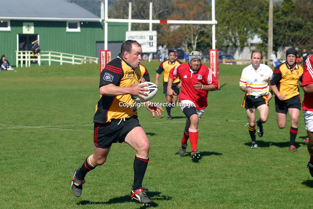 Roger Wilton- Thames Valley<br />
