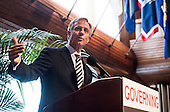 Tenn Governor Haslam speaks at Outlook in the States & Localities 2014 Overview event.