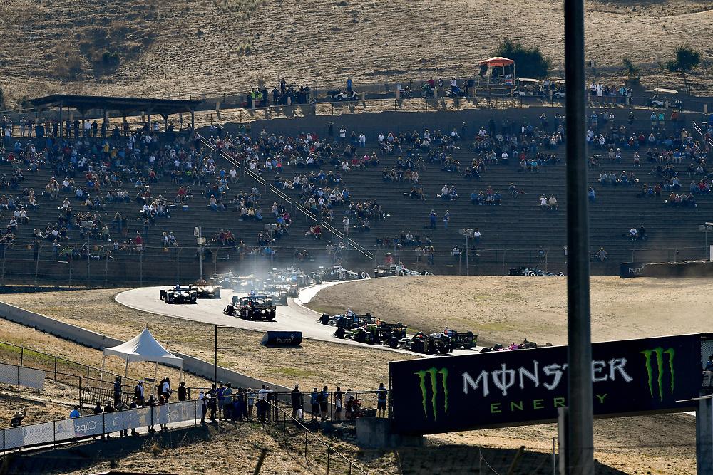 Verizon IndyCar Series<br /> GoPro Grand Prix of Sonoma<br /> Sonoma Raceway, Sonoma, CA USA<br /> Sunday 17 September 2017<br /> Full Field Start<br /> World Copyright: Scott R LePage<br /> LAT Images<br /> ref: Digital Image lepage-170917-son-10895