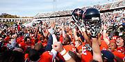 Miami at Virginia on October 30, 2010 in Charlottesville, VA. (Photo by Joe Robbins)