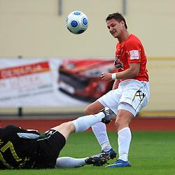 20090404: Football - Soccer - Prva Liga Telekom Slovenije, NK Domzale vs NK Rudar