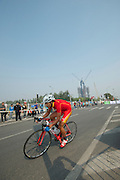 "Wang Fengnian, China - #145 -2'27"" -- 2011 Tour of Beijing, Stage 1 ITT"