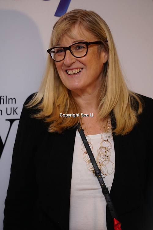 London Hilton, Park lane, England, UK. 1st December 2017. Jane Root attends the Sky Women in Film and TV Awards.