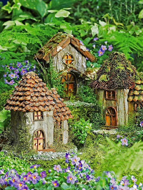 Gardener's Supply Company Fairy Houses
