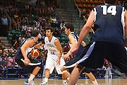 DESCRIZIONE : Bologna Raduno Collegiale Nazionale Maschile Italia Giba All Star<br /> GIOCATORE : Brian Sacchetti<br /> SQUADRA : Nazionale Italia Uomini<br /> EVENTO : Raduno Collegiale Nazionale Maschile<br /> GARA : Italia Giba All Star<br /> DATA : 04/06/2009<br /> CATEGORIA : palleggio<br /> SPORT : Pallacanestro<br /> AUTORE : Agenzia Ciamillo-Castoria/M.Minarelli<br /> Galleria : Fip Nazionali 2009<br /> Fotonotizia : Bologna Raduno Collegiale Nazionale Maschile Italia Giba All Star<br /> Predefinita :