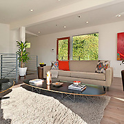 RESIDENTIAL: CRESTON RESIDENCE: ​MODERN HOME STAGING, HOLLYWOOD HILLS, LOS ANGELES​