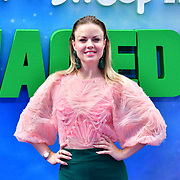 Joanne Clifton attend the Shaun the Sheep Movie: Farmageddon, at ODEON LUXE on 22 September 2019,  London, UK.
