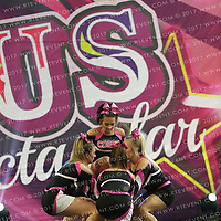 1140_Cosmic Flame AllStars - Senior  Level 2 Stunt Group