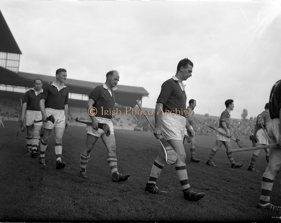 23/10/1960<br /> 10/23/1960<br /> 23 October 1960<br /> Oireachtas Final: Cork v Tipperary at Croke Park, Dublin.