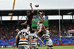 April 29, 2018 - Toulouse, France - Touche Toulouse vs La Rochelle (Credit Image: © Panoramic via ZUMA Press)