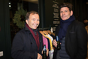 TONY CHAMBERS, ANDY PRESTON, Neo Naturist Christmas event , Studio Voltaire Gallery shop, Cork St.   20 November 2019