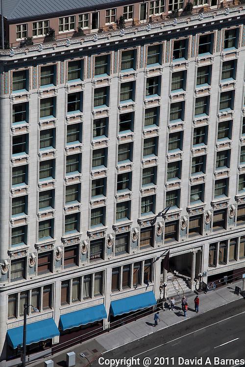 Arctic Building, Seattle, Washington, USA
