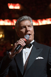 "Michael Buffer introduces the Virginia Cavaliers and asks the sold out crowd of 15,219 if they ""are ready to rumble.""  UVA defeated the #10 ranked Wildcats 93-90 in the first game at the new John Paul Jones Arena, in Charlottesville, VA on November 12, 2006..."