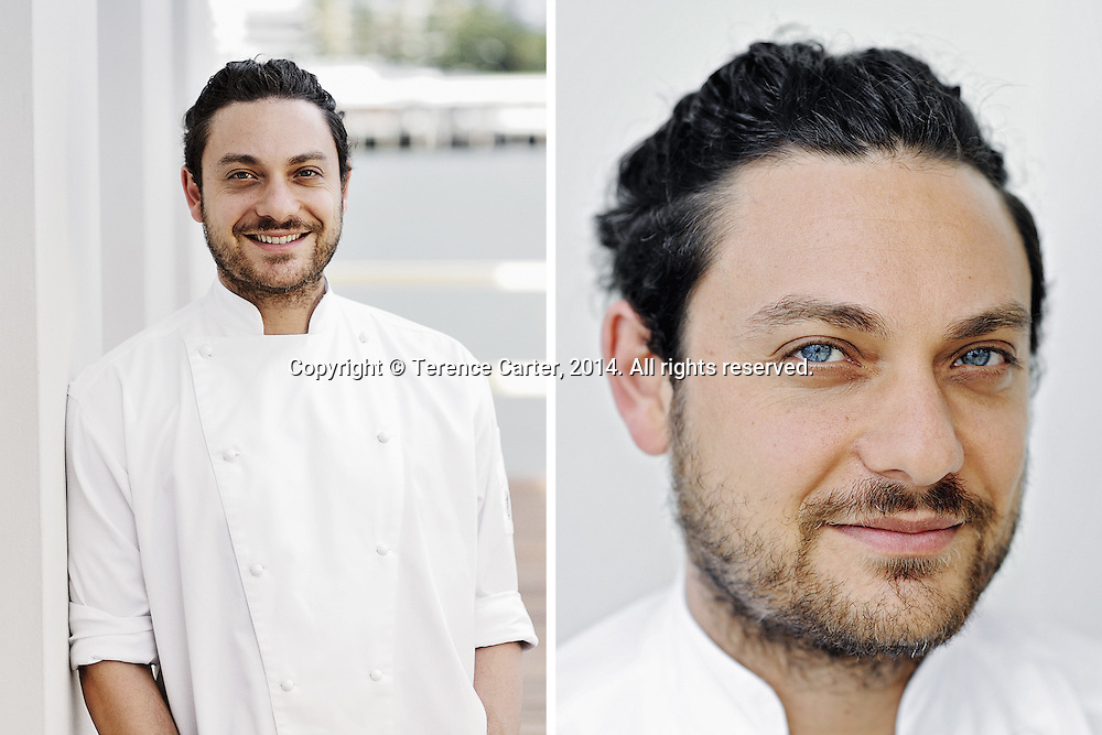 Chef Jonathan Barthelmess, Sydney, Australia. Copyright 2014 Terence Carter / Grantourismo. All Rights Reserved.