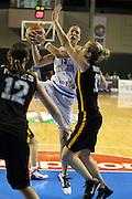 Taranto 07-06-2011<br /> Qualifying Tournament Eurobasket Women 2011<br /> Italia-Belgio<br /> Nella foto Jenifer Nadalin<br /> Foto di Ciamillo-Castoria