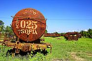 Trains, Bartolome Maso area, Granma, Cuba.