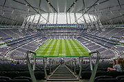 General stadium view inside Tottenham Hotspur Stadium before the Pre-Season Friendly match between Tottenham Hotspur and Inter Milan at Tottenham Hotspur Stadium, London, United Kingdom on 4 August 2019.