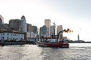 San Francisco Fire Boat PHOENIX, Captain Jeff Amdahl