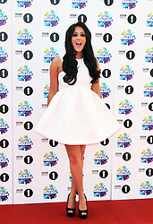 Charlotte Crosby, BBC Radio 1 Teen Awards, Wembley Arena, London UK, 03 November 2013, Photo by Richard Goldschmidt © Licensed to London News Pictures. Photo credit : Richard Goldschmidt/Piqtured/LNP
