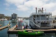 Newport Princess Cruise Boat at Newport Beach Harbor