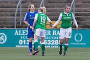 Forfar Farmington pre-season friendly v Hibernian Ladies at Station Park, Forfar<br /> <br /> <br />  - &copy; David Young - www.davidyoungphoto.co.uk - email: davidyoungphoto@gmail.com