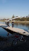 Eton, Great Britain, GB Junior Rowing, invitational training session at Eton Rowing Centre, Dorney Lake, Berkshire, England, Sunday, 07/12/2008. [Mandatory Credit: © Peter Spurrier/Intersport Images]. Rowing Courses, Dorney Lake, Eton. ENGLAND