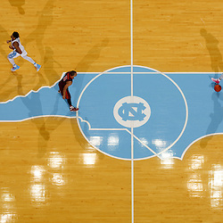2017-01-26 Virginia Tech at North Carolina Tar Heels basketball