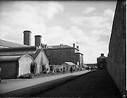 08/10/1961<br /> 10/08/1961<br /> 08 October 1961<br /> Views of Mountjoy Prison,  Phibsborough, Dublin.