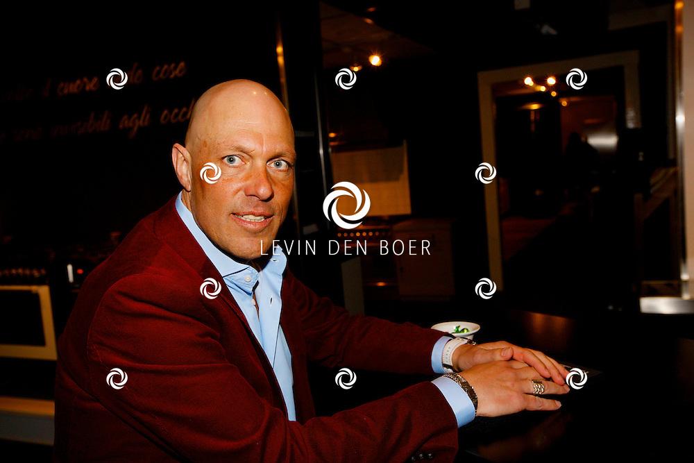 AMSTERDAM - Bij de hoofdsponsor Boretti is het nieuwe Sterrenfietsteam voor 2013 bekend gemaakt. Met op de foto  Gert Jakobs. FOTO LEVIN DEN BOER - PERSFOTO.NU