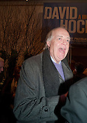SIR TIM RICE, Opening of David Hockney ' A Bigger Picture' Royal Academy. Piccadilly. London. 17 January 2012
