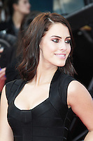 Jessica Lowndes, The Hangover III European Film Premiere, Empire Cinema Leicester Square, London UK, 22 May 2013, (Photo by Richard Goldschmidt)