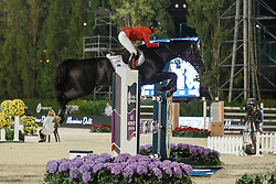 Madden Beezie, (USA), Cortes C<br /> Final<br /> Furusiyya FEI Nations Cup Jumping Final - Barcelona 2015<br /> © Dirk Caremans<br /> 26/09/15