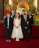 Ballycullane Communion 2016