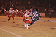 Water Valley's Quinterrio Bailey (24) vs. Winona in Water Valley, Miss. on Friday, November 11, 2011. Water Valley won.