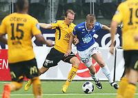 tippeliga, eliteserie, fotball, start, molde, 03.august, 2014<br />Andreas Hollingen, Molde<br />Rolf Daniel Vikstøl, Start<br />Foto: Ole Fjalsett