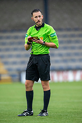 Ref Scott Lambie. Raith Rovers 2 v 2 Falkirk, Scottish Football League Division One played 5/9/2019 at Stark's Park, Kirkcaldy.