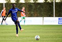 Fotball , 5. mars 2014 , Privatkamp , <br /> Stabæk - HamKam 3-0<br /> Enock Kofi Adu , Stabæk