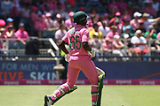 \  during the One Day International match between South Africa and England at Bidvest Wanderers Stadium, Johannesburg, South Africa on 9 February 2020.