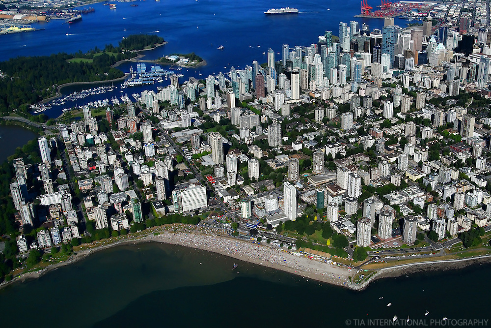 Vancouver's West End & Beach Drive
