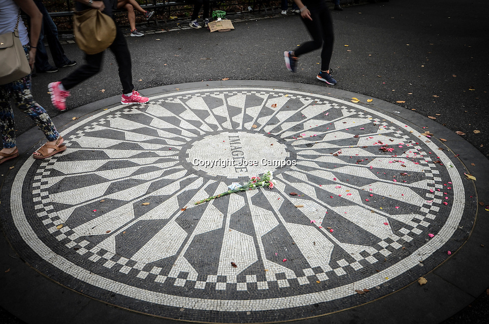 John Lennon Tribute, Central Park